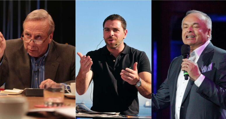 Fernando Paulsen, José Antonio Neme y Álvaro Salas lideraron las denuncias al CNTV en enero