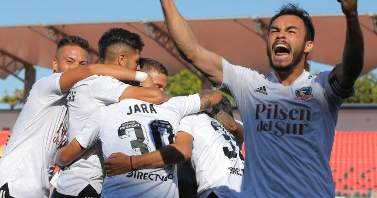 TNT Sports: partido de Colo Colo con Universidad de Concepción fue el más visto del torneo