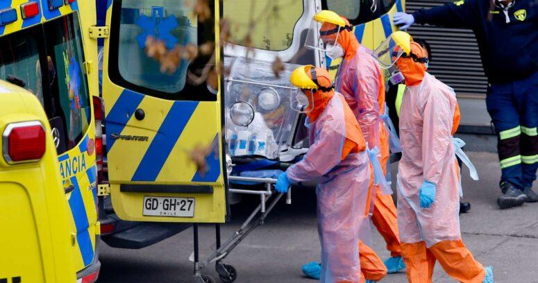 Región Metropolitana registra por tercer día consecutivo más de mil casos de COVID-19