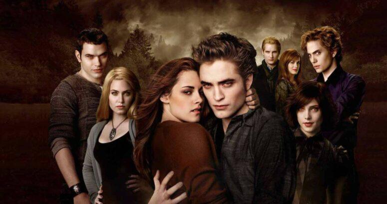 La saga completa de Crepúsculo está disponible en Netflix