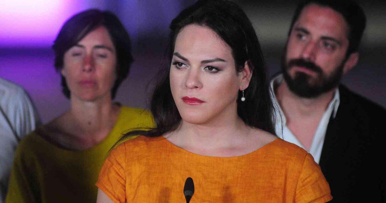 Daniela Vega tiene un equipo de abogados liderado por Juan Pablo Hermosilla. (Agencia Uno/Archivo).
