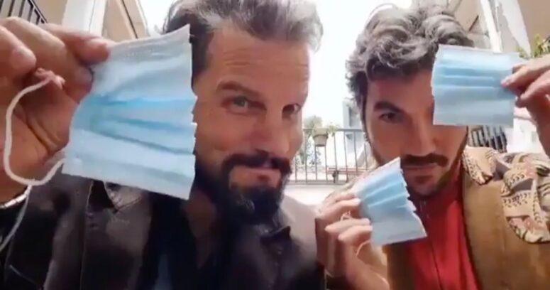 """""""El irresponsable video de Dr. File contra las mascarillas:"""