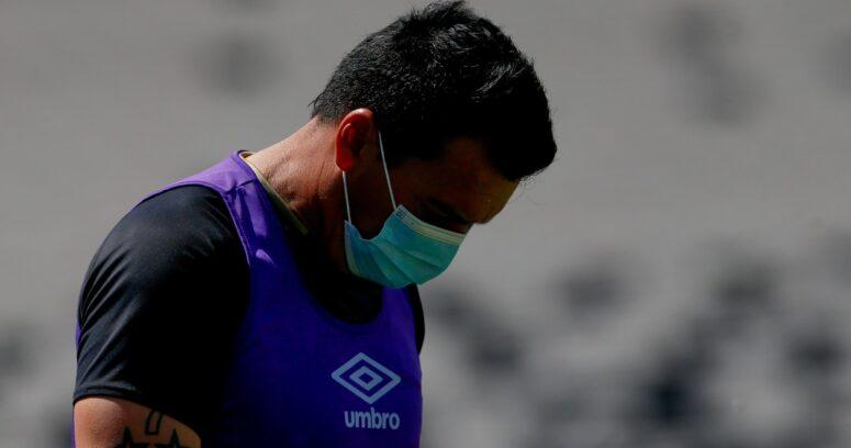 """Esteban Paredes lamentó su salida de Colo Colo y apuntó a Mosa: """"Es el pago de Chile"""""""