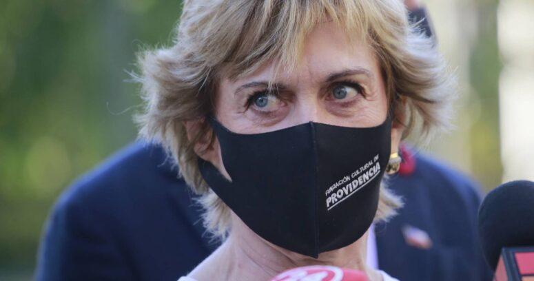"""Matthei descartó bajar candidatura presidencial por secretaría: """"Nadie lo entendería"""""""