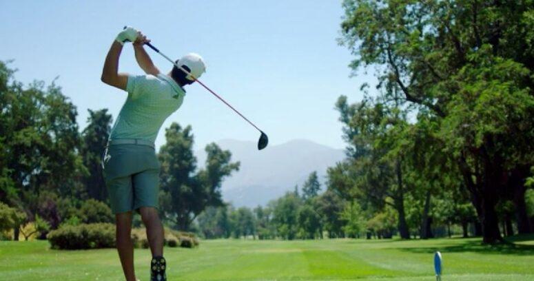 Joaquín Niemann a la cabeza de campaña para masificar el golf en Chile