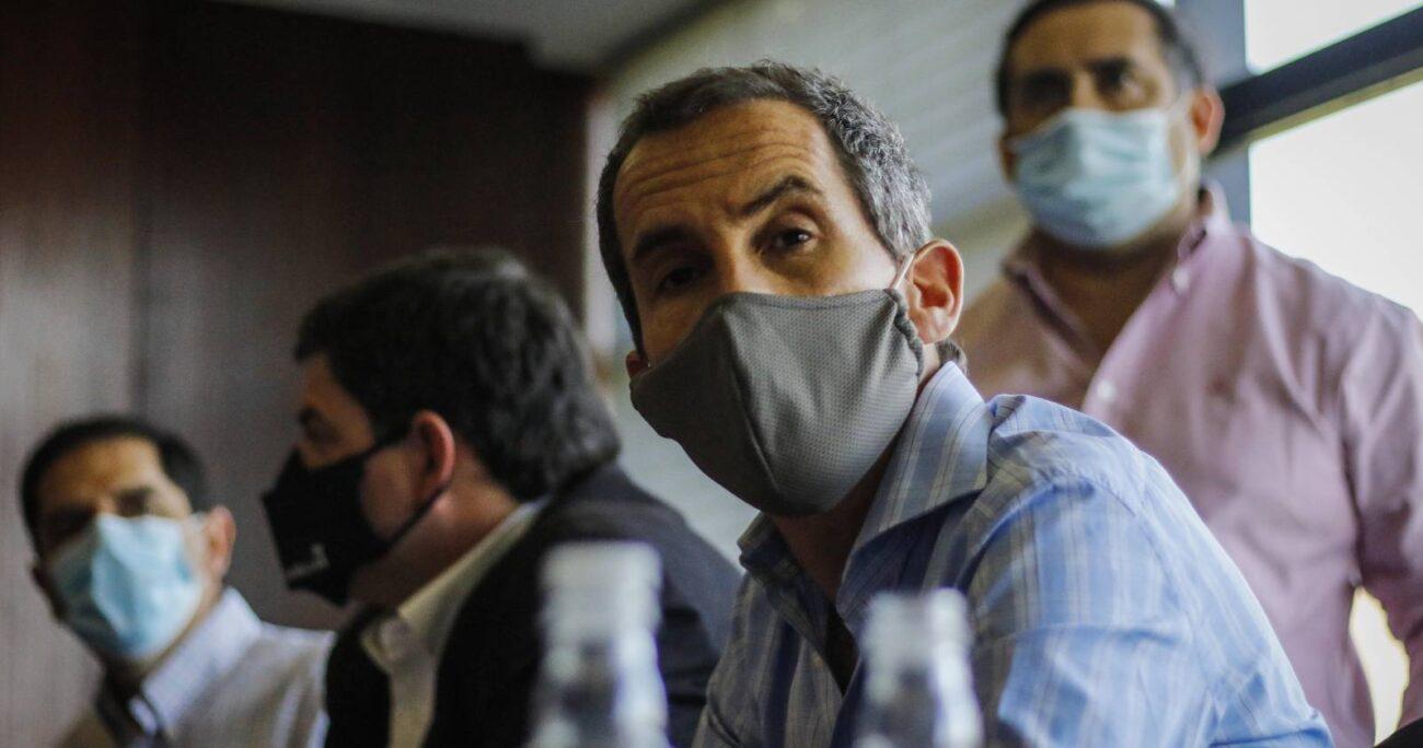 Alessandri aseguró que solo el viernes recibieron 450 denuncias por fiestas. (Agencia Uno/Archivo).
