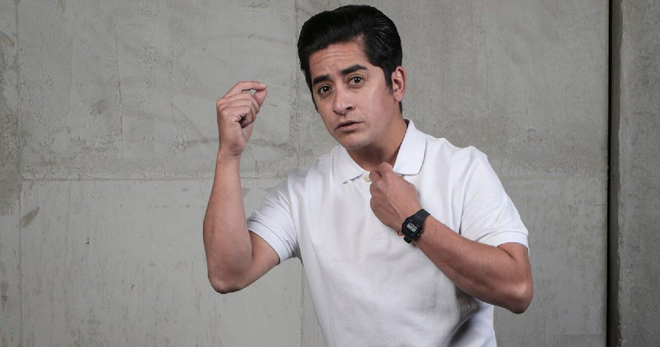 Actualmente es posible ver a Godoy interpretando a Carlos en la teleserie Edificio Corona. Foto: Mega.