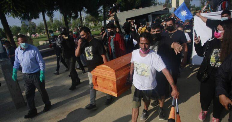 VIDEO – Equipo del Bienvenidos fue agredido durante cortejo fúnebre de malabarista