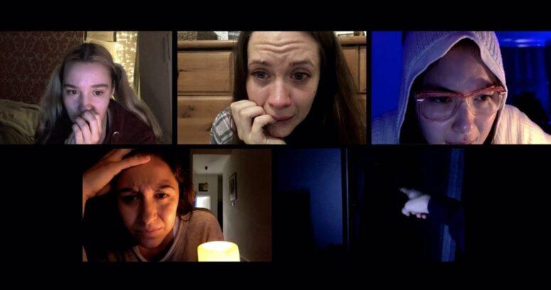 Host: la película de terror en plena pandemia del COVID-19 que llega a Netflix