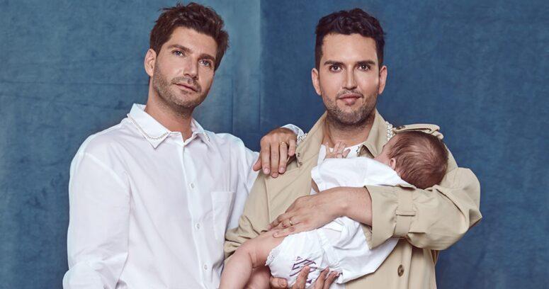 """Juan Yarur y su pareja hablan por primera vez de su paternidad: """"Queremos que Cora tenga muchos hermanos"""""""