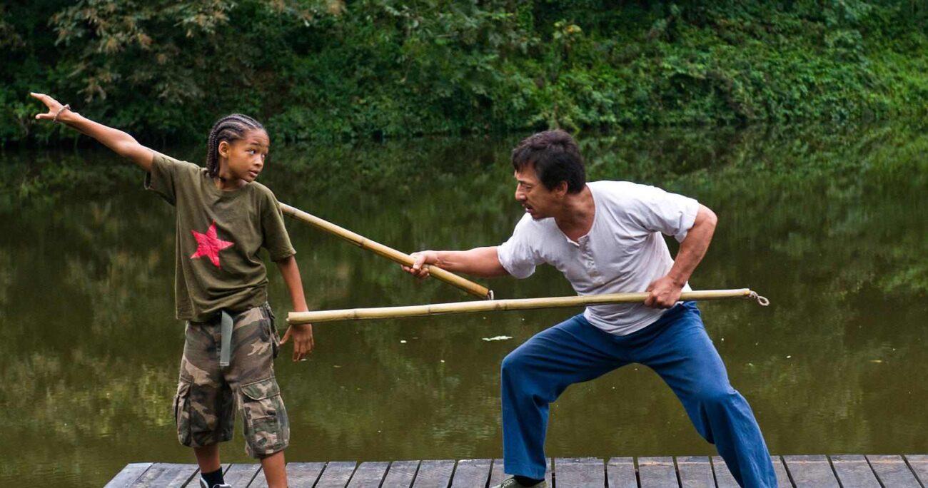 Jackie Chan y Jaden Smith interpretan los roles principales. Foto: Netflix.