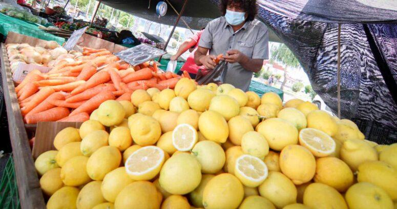 IPC de enero registró variación de 0,7% y limones se anotan fuerte alza