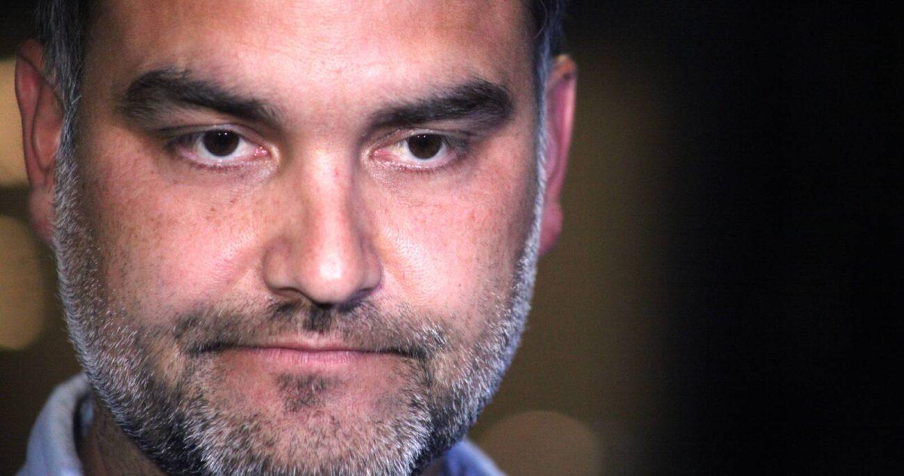Javier Macaya anunció que Iván Roca pasará al Tribunal Supremo de la UDI por sus declaraciones. (Agencia UNO/Archivo)