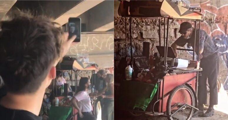 """VIDEO – Indignación por fiesta """"Mapocho Bailable"""" en plena pandemia"""