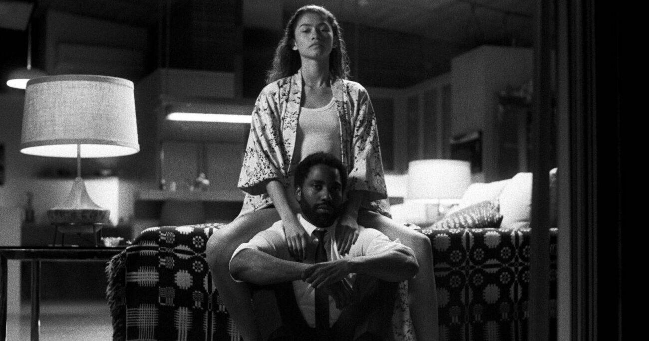 La pareja fue dirigida por Sam Levinson, el mismo detrás de la serie Euphoria. Foto: Netflix.