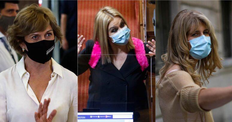 """""""Encuesta Cadem: Evelyn Matthei, Ximena Rincón y Pamela Jiles vencerían en primarias"""""""
