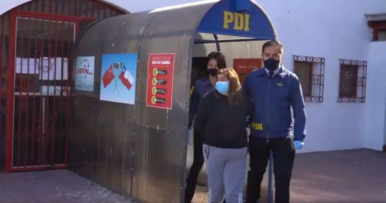 """""""Caso Melissa Chávez: justicia mantiene prisión preventiva para madre acusada de parricidio"""""""