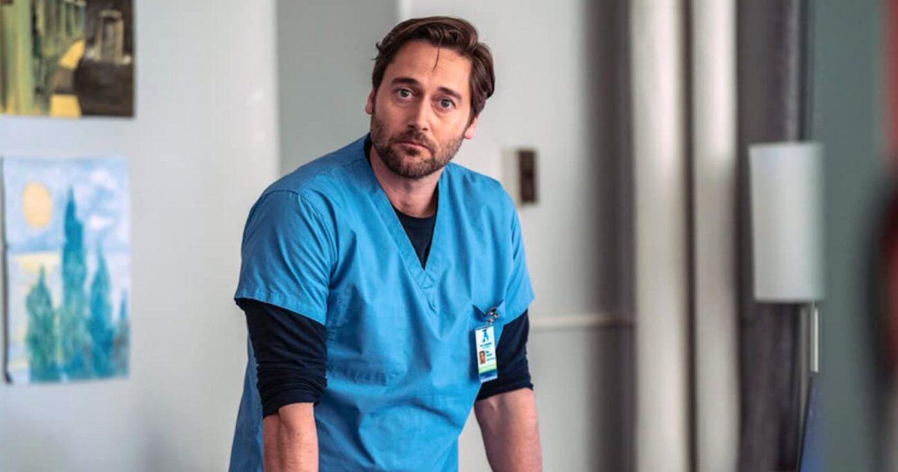 El Dr. Max Goodwin busca dar un giro al hospital más antiguo de Estados Unidos. (IMDB).