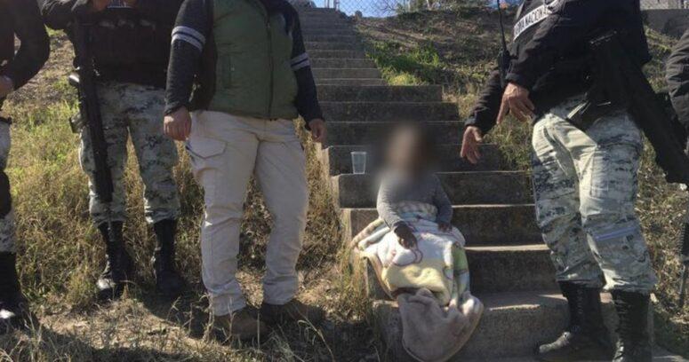 """""""Niña chilena fue rescatada en río fronterizo entre México y Estados Unidos"""""""