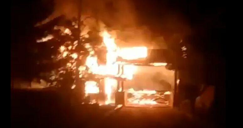 Investigan muerte de comunera mapuche tras ataque incendiario a condominio en Panguipulli