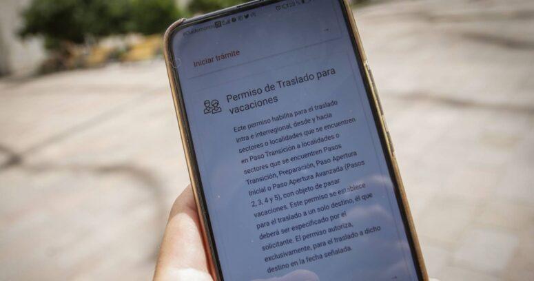 """""""Comisaría Virtual ha entregado casi 3,5 millones de Permiso de Vacaciones"""""""