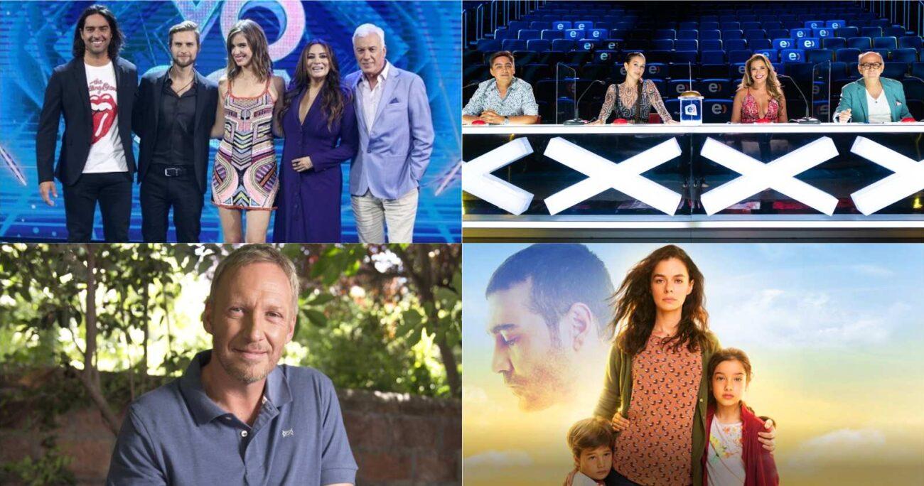 Yo Soy, Got Talent Chile, De Tú a Tú y Fuerza de Mujer son algunas de las apuestas que buscarán quedarse con la sintonía. (CHV, Mega, Canal 13, TVN)
