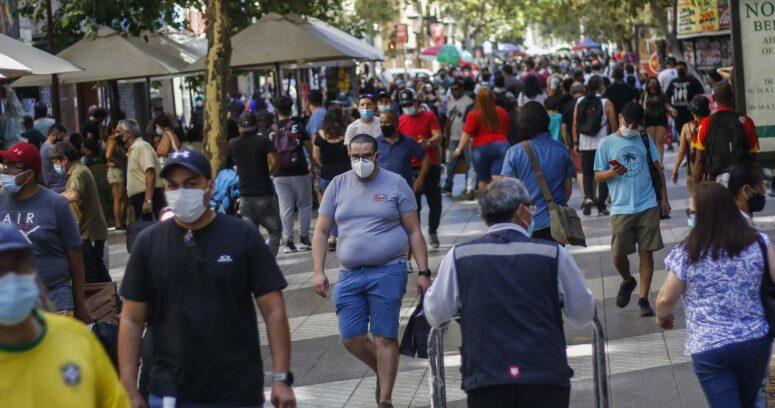 Balance COVID-19: Región Metropolitana registró más de mil casos nuevos