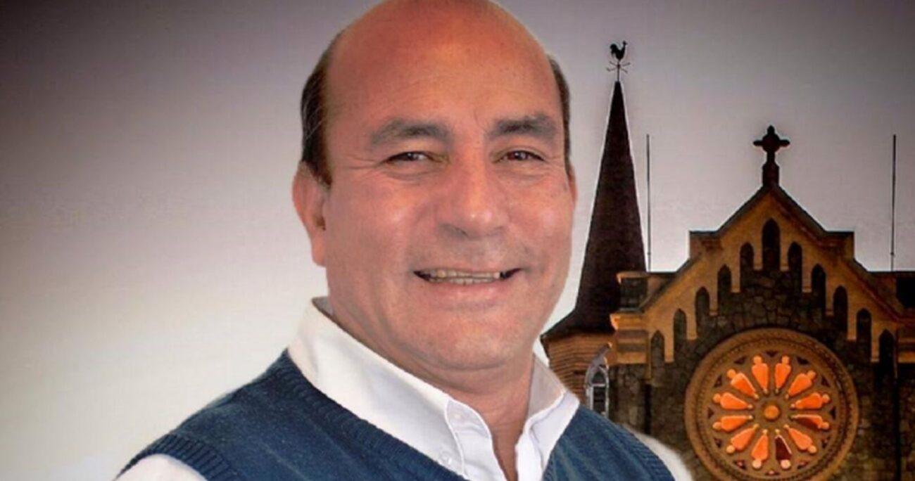 Iván Roca va a la reelección como concejal de Lota. (Facebook).