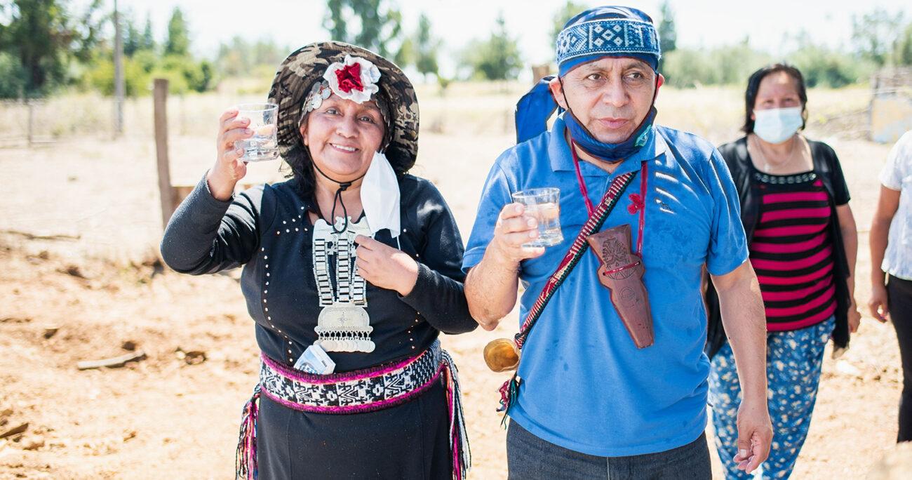 150 familias de La Araucanía han potenciado el desarrollo de sus comunidades gracias al Desafío Agua para Chile