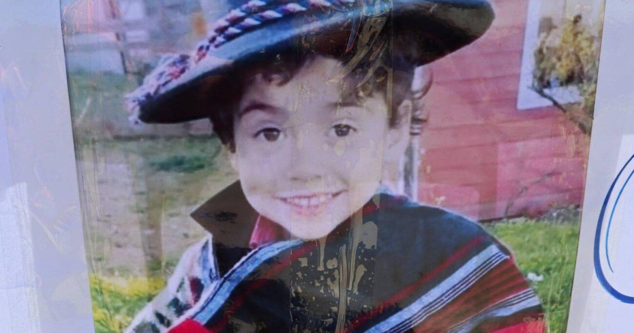 Este miércoles se cumple una semana de la desaparición de Tomás Bravo. (Agencia Uno).