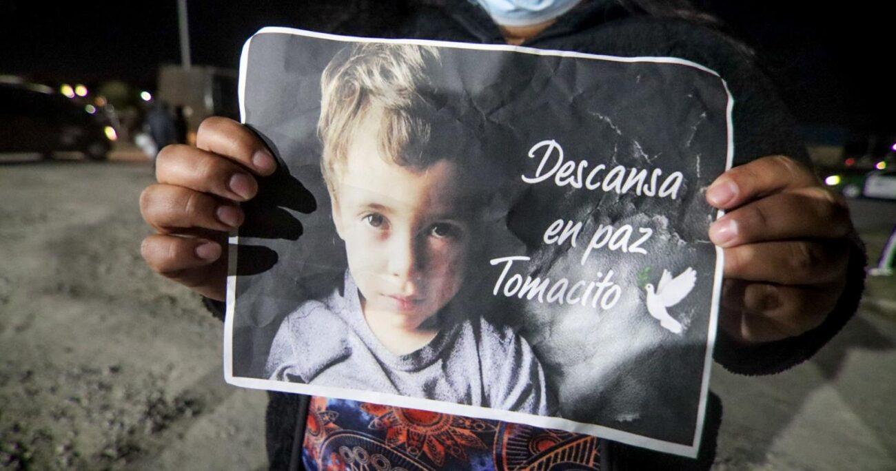 Tomás Bravo fue encontrado sin vida este viernes. (Agencia Uno).