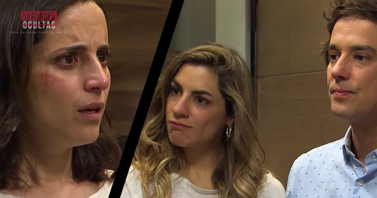 Rocío deberá entregar una respuesta ante la propuesta de Tomás y Agustina. (Captura de pantalla).