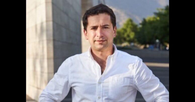 """""""Candidato a alcalde del Partido Republicano propuso crear frontera y blindar accesos de Vitacura"""""""