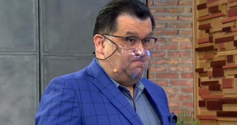 Carlos Zárate aclara supuesta pelea con Tonka Tomicic que habría provocado su salida del Bienvenidos