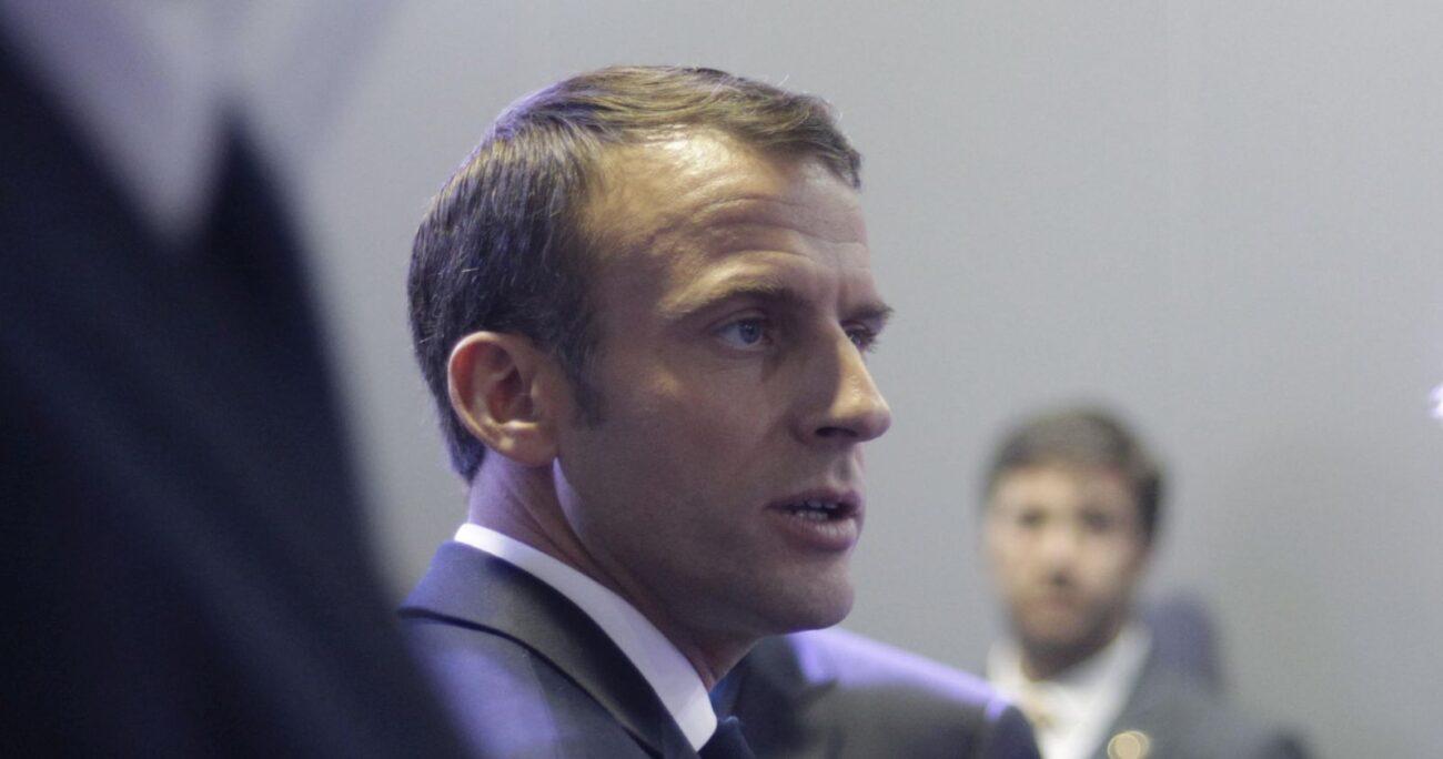 El gobernante francés justificó el cierre de las escuelas en el confinamiento. (Agencia UNO/Archivo)