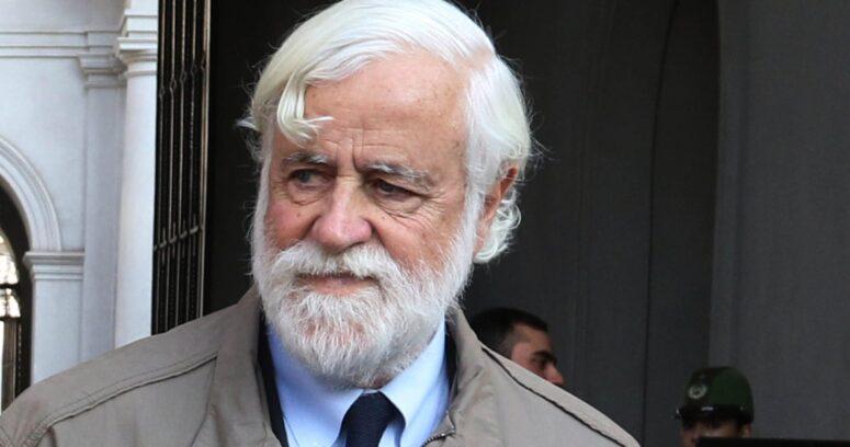 """Ex ministro Aninat y su dura crítica a parlamentarios: """"No sé qué grado de fiebre tienen"""""""