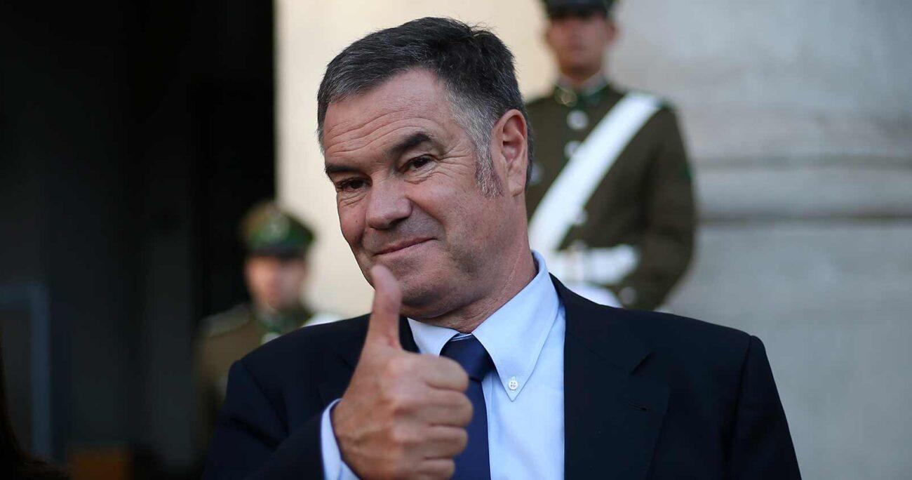 Manuel José Ossandón se ha mostrado públicamente a favor un tercer retiro (Agencia UNO/Archivo)