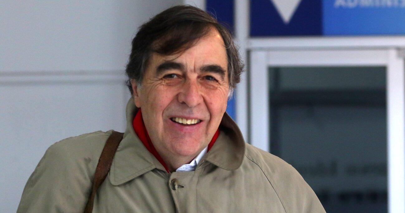 Jorge Correa Sutil candidato a constituyente por el distrito 6. (Foto extraída de Agencia Uno).