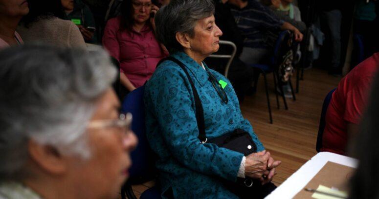 Mejorar las pensiones, una urgente necesidad