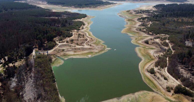 En el Día Mundial del Agua: la mega sequía que afecta la zona central de Chile por más de 10 años