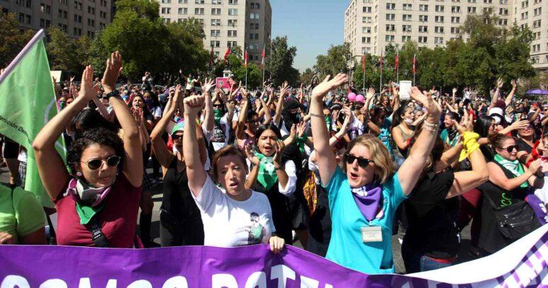 """Otra vez 8 de marzo: seguimos siendo """"Históricas"""""""