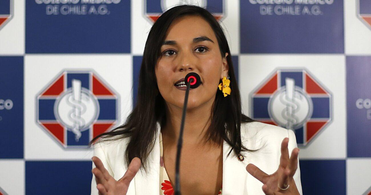 Durante una entrevista, Izkia Siches calificó a los miembros del Gobierno de