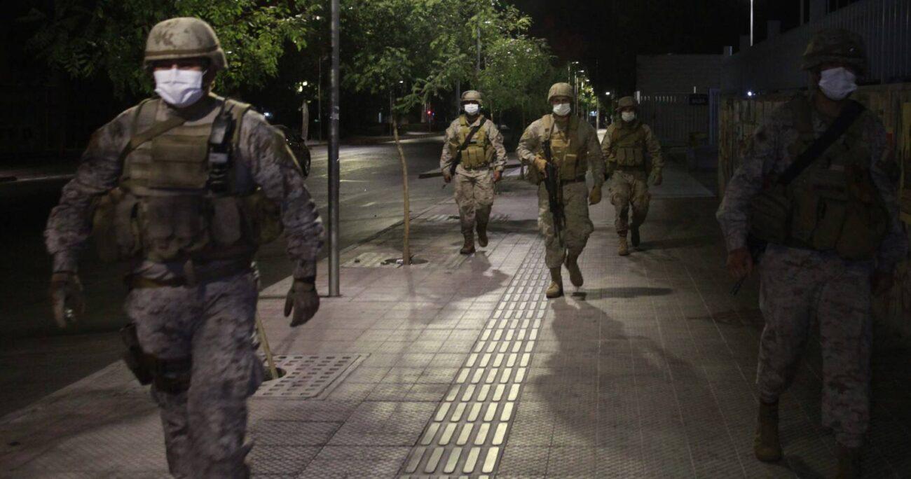 De los efectivos del Ejército detenidos, 13 eran soldados de tropa y 1 clase. Todos ellos fueron expulsados. (Agencia UNO/Archivo)