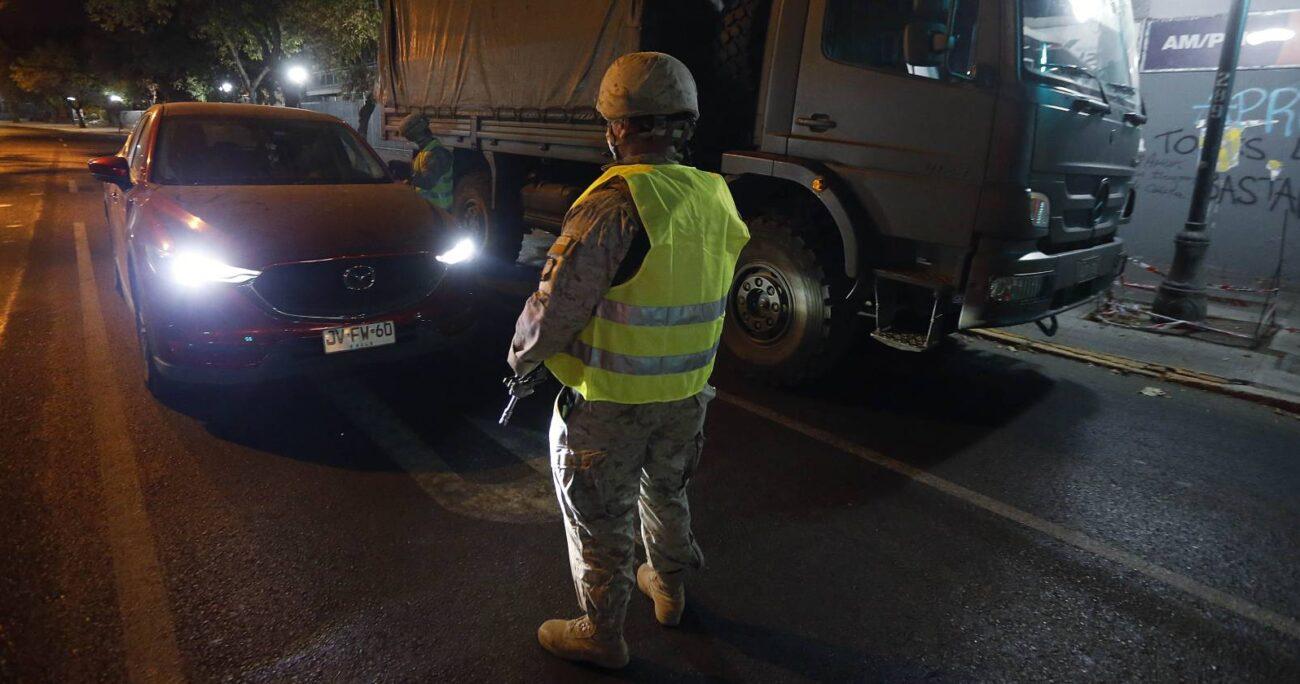 Marcelo Millapán fue detenido el 18 de abril de 2020 durante el horario de toque de queda. (Foto: Agencia UNO/Archivo)