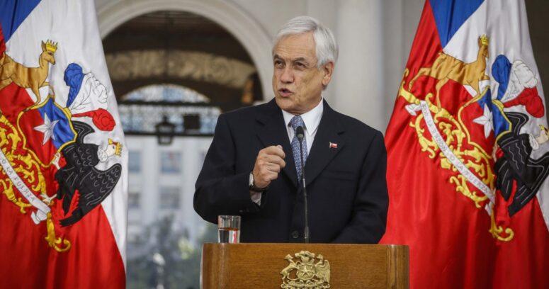 """Sebastián Piñera descarta ir a elección en 2025: """"Dos periodos es suficiente"""""""