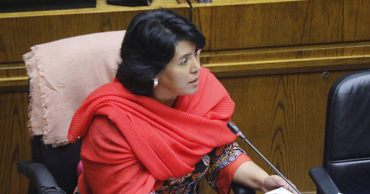 Provoste también se mostró en contra de usar los fondos del Seguro de Cesantía. (Agencia UNO/Archivo).