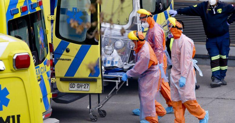 Minsal reportó más de 7 mil casos nuevos y 122 fallecidos por COVID-19
