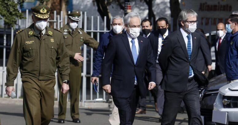 Tribunal saca nombres de Piñera, Rozas y Blumel de querella por delitos de lesa humanidad