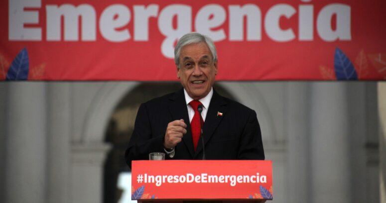 """""""Gobierno advierte que sin Estado de Excepción no hay IFE ni Bono COVID"""""""