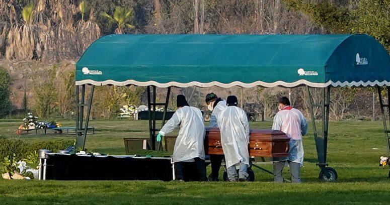 Ingresan proyecto para declarar Día de Fallecidos por COVID-19